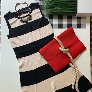 (New) Just...Taylor Stripes Dress